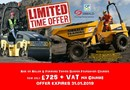 Stop the press!! Limited time offer..