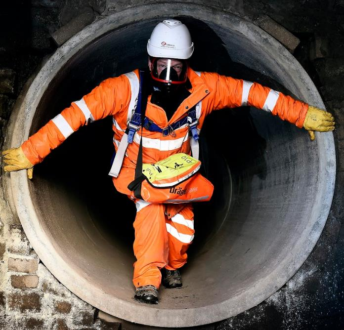 City and Guilds - Entry to Confined Spaces (Medium Risk)