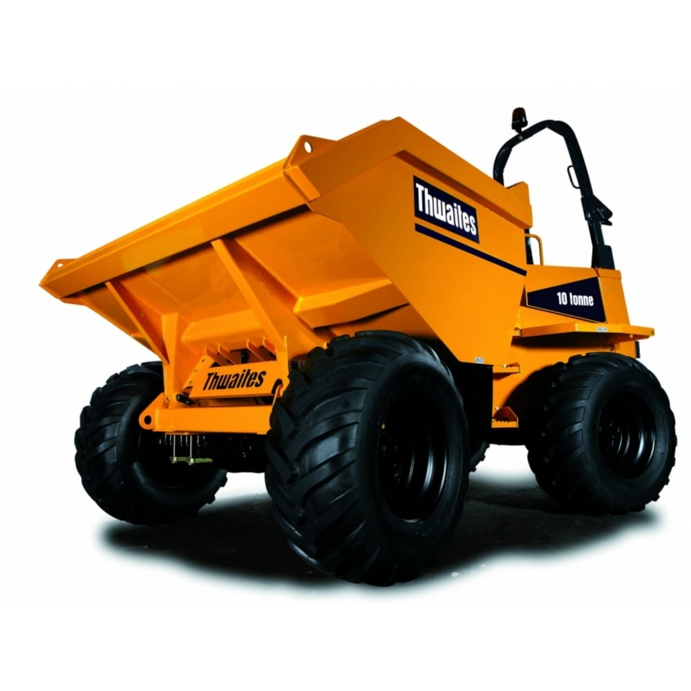 CPCS A09 - Forward Tipping Dumper