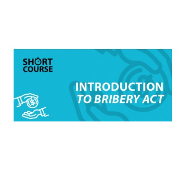 E Learning Introduction to Bribery Act